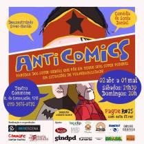Proyecto Iberescena- Brasil Argentina-Trilogia Anti Comics- 2016