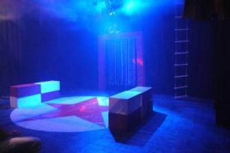 El juego de las palomas, Cordoba 2013, Taller de teatro Maria Castaña,direccion Leo Rey