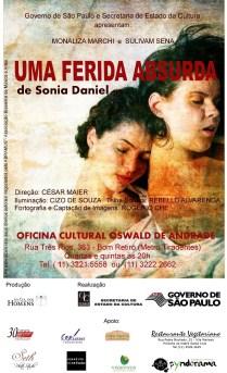 (2011) Na compania dos homens ( San Pablo - Brasil) Direccion: Cesar Maier
