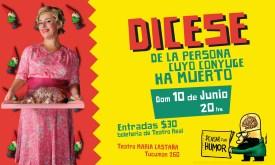 Agrup Teatral Maria Castaña- Festival Pensar con humor- Cordoba 2012