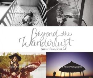 Special Feature at Beyond the Wanderlust - http://beyondthewanderlust.com/artist-standout-3/