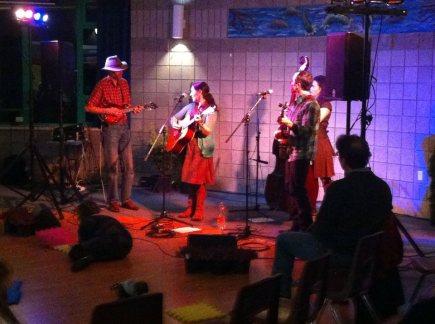 shawnigan gathering music