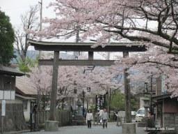 Aso Shrine, Kyushu