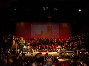 Estreno Érase una vez en Almansa (Nov'2007)