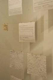 2012'IV'19-25. III MONO+GRAPHIC en el ICNY - Partitura de 'Viaje de invierno'