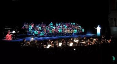 2017'VII'4. Teatro Real de Madrid. Estreno de Somos Naturaleza - coro y orquesta 1 (foto: Ela R que R)