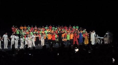 2017'VII'4. Teatro Real de Madrid. Estreno de Somos Naturaleza - saludos 5 (foto: Ela R que R)