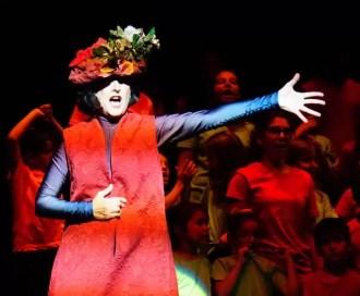 2017'VII'4. Teatro Real de Madrid. Estreno de Somos Naturaleza - Gea 1