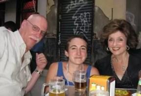 2009'VI. Con Ira y Nancy Shankman en Madrid