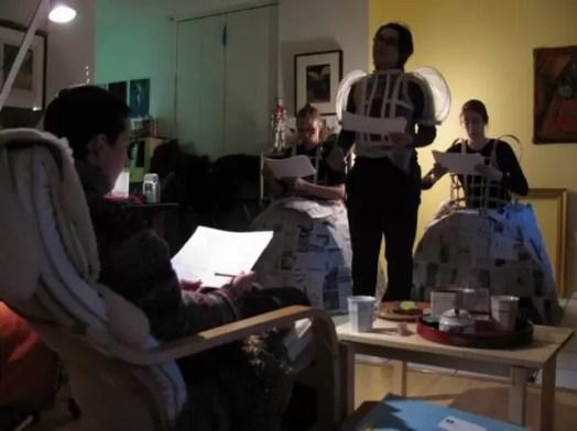 2011'III'13. 'Triangle' - Rehearsal at Kathy Bruce's_2