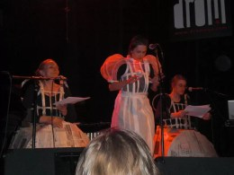 2011'III'27. Estreno de 'Triangle' en la sala Drom - concierto - foto 1