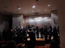'AvShalom' por el Coro Nur, dirigido por José Manuel López Blanco