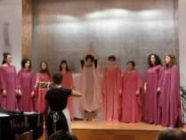 'LBaila' por Guayi, Amaya, Laura, Estela, Eva, Myriam, Marián, Celia y Pili.