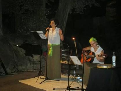 2014'VIII. Dúa de Pel de gira por la Sierra de Almería