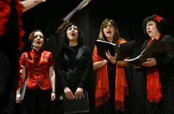 2010'V'9. Gira VBL - Almansa - 'La acequia de la higuera' - sopranos
