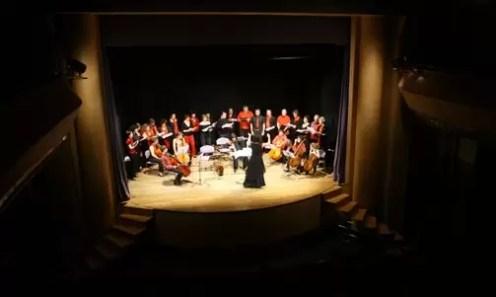 2010'V'9. Gira VBL - Almansa - El escenario