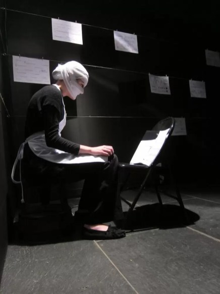 2012'IV'19. III MONO+GRAPHIC en el ICNY - 'Shelley III' por Megan Schubert - foto 1
