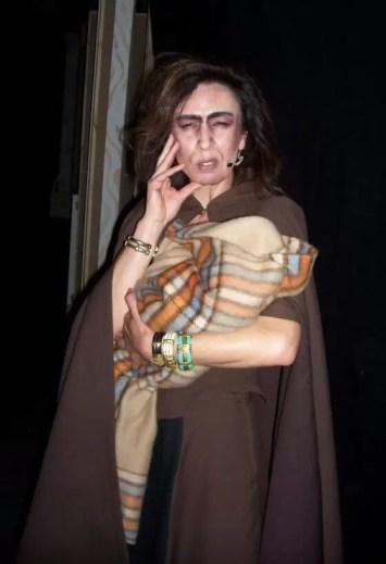 2007'XII. Almansa. Estreno de La mitad del camino en el Teatro Regio - Belén como la bruja