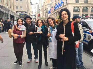 2016'X'16. Nueva York. XI Procesión armónica - preparadas...