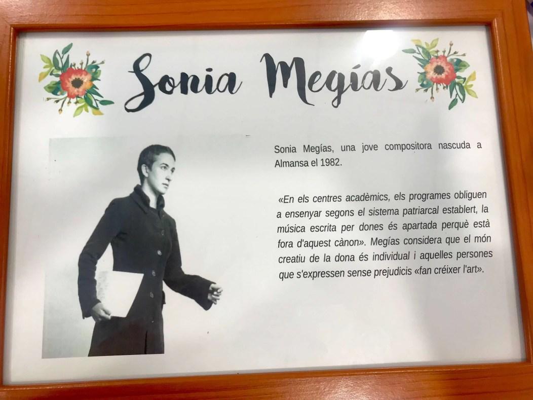 Aula Sonia Megías - colegio Aire Libre (Alicante)