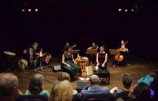 2018'X'5. Teatro Real, Sala Gayarre. Presentación CD Dúa de Pel - Foto de Ela Rabasco - 1