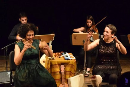 2018'X'5. Teatro Real, Sala Gayarre. Presentación CD Dúa de Pel - Foto de Ela Rabasco - 7