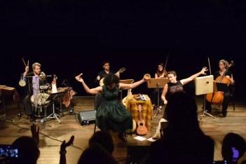 2018'X'5. Teatro Real, Sala Gayarre. Presentación CD Dúa de Pel - Foto de Ela Rabasco - 14