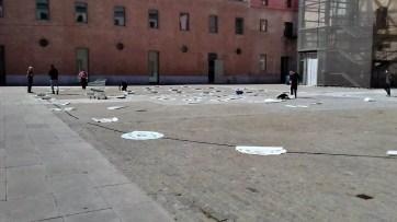 Contrapunto Fonémico II - instalación 2