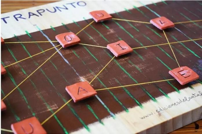 Contrapunto fonémico I - postal 1