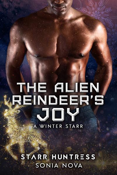 The Alien Reindeer's Joy