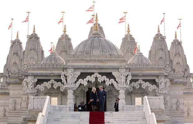 Temple Tantrums