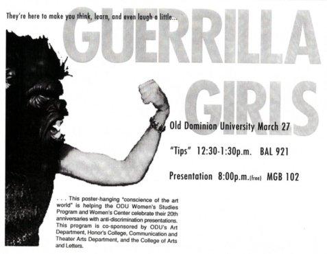 guerrillagirls