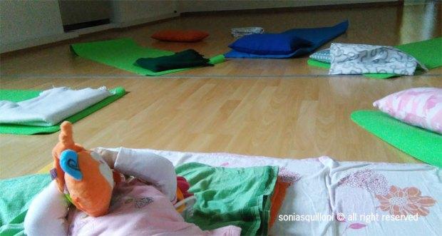 yoga mamma e bambino