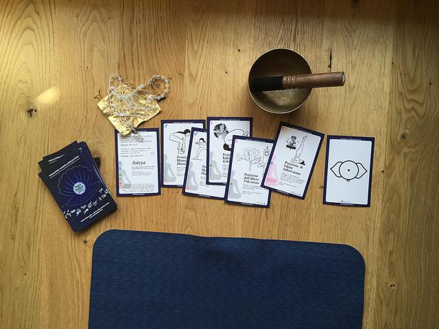 Carte Yoga Ratna