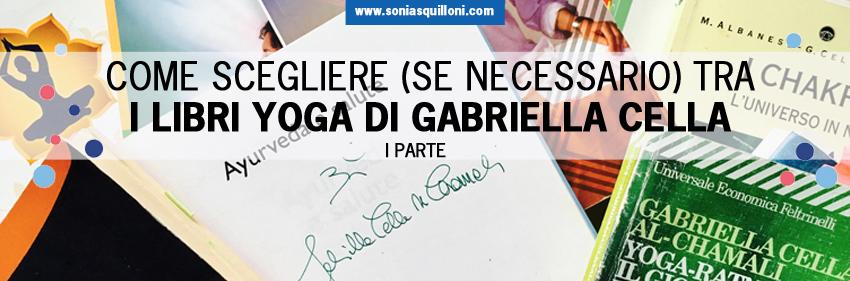 I libri di Gabriella Cella sullo yoga {I parte}