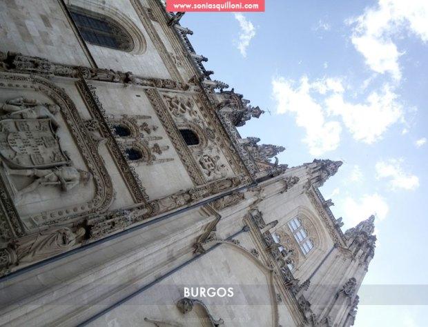 viaggio in camper verso i paesi baschi burgos