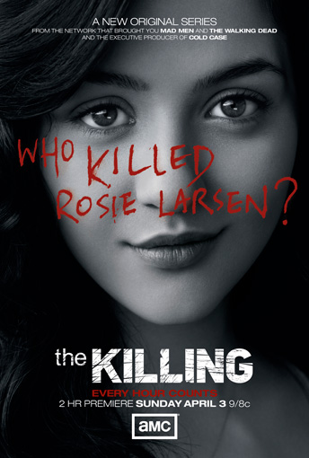 Póster de The Killing