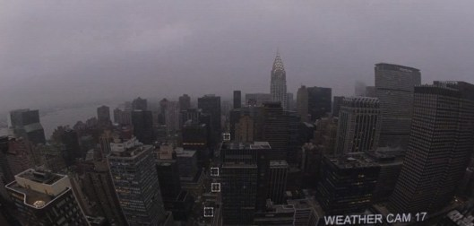 NYC en la serie 'Person of Interest'