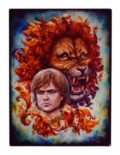 Tyrion, el León