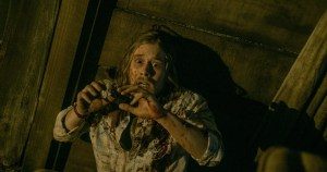 Lou Taylor Pucci (Eric) in Evil Dead 2013.