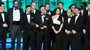 the colbert report emmy