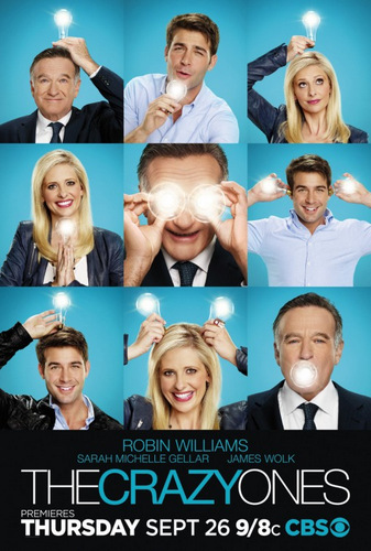 the-crazy-ones-season-1-CBS-2013-poster