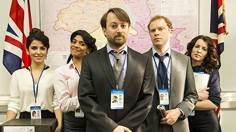 ambassadors cast