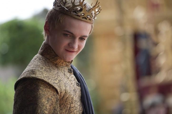 Joffrey Baratheon (Jack-Gleeson)