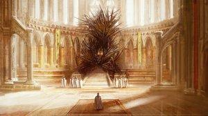 El Trono de Hierro, por Marc Simonetti