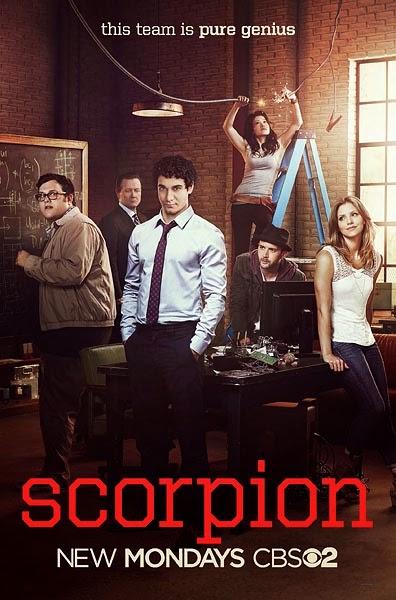 scorpion poster cbs