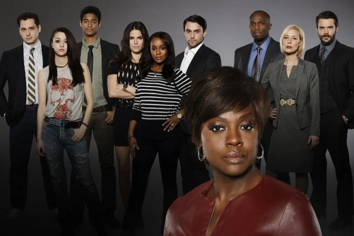 how to get away with murder cast poster