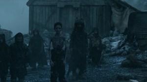 Los niños Caminantes que matan a Karsi... dignos de peli de terror