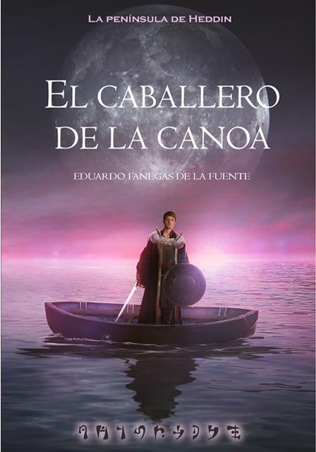 portada caballero de la canoa