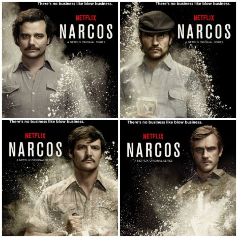 collage narcos cast